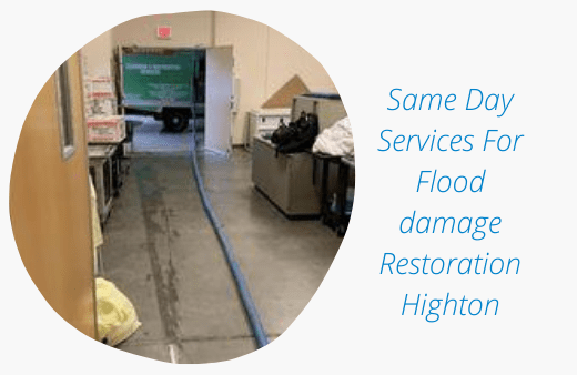 Flood Damage Restoration Service Highton